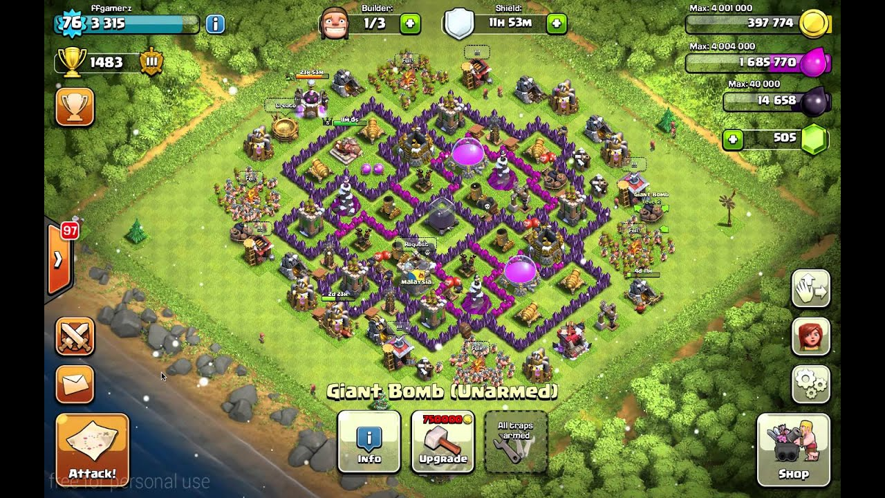how to play clash of clans on macbook