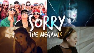 Adele • Justin Bieber • Ariana Grande • T. Swift • Lady Gaga • The Weeknd & More – Megamix (T10MO)