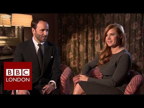 Tom Ford & Amy Adams 'Nocturnal Animals' interview - BBC London News Mp3