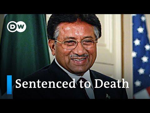 Pakistan's former President Musharraf sentenced to death for treason | DW News