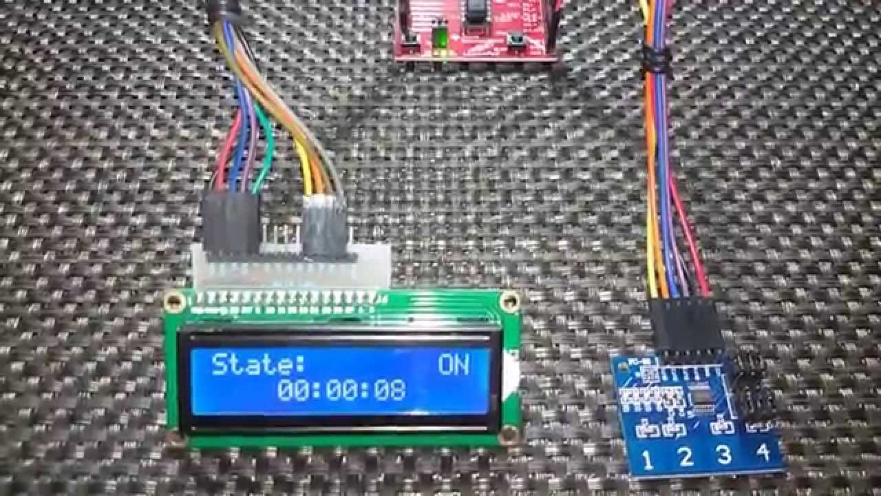 Cyclic On Off Timer With Msp430 And Ttp224 Capacitive Touchpad Youtube How Micro Switch Works Working Of Engineersgarage