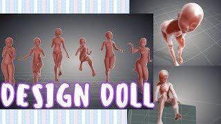 ♥ Design Doll ♥ - Как Установить и Начать Пользоваться