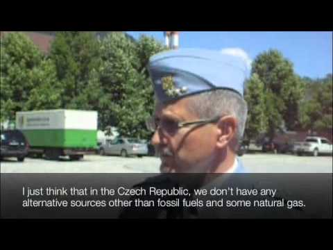 Energy Policy: Czech Nuclear Energy Pitch