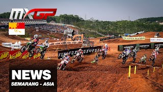 News Highlights - MXGP of Asia 2019 #motocross