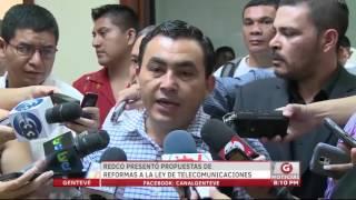 Gentevé Noticias - REDCO presentó propuestas de reformas a la ley de telecomunicaciones