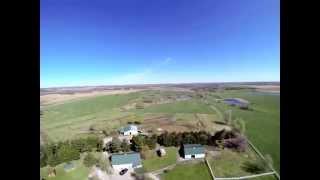 Cedar Hollow Farm, 19 acres M.O.L., Brown County Kansas