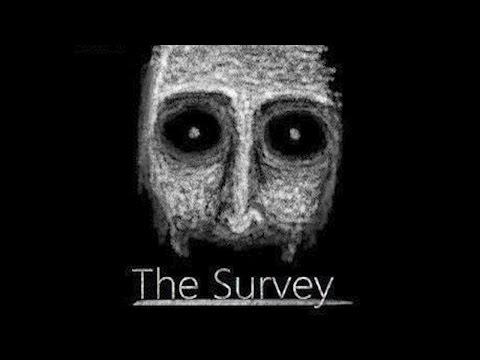 The Survey - Creepy Indie Horror Game, Full Playthrough