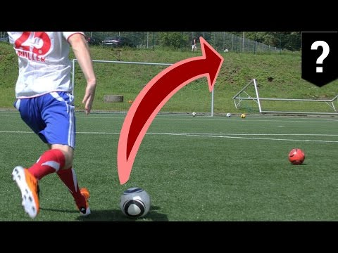 Tomonews's guide to how to bend a soccer ball - TomoNews