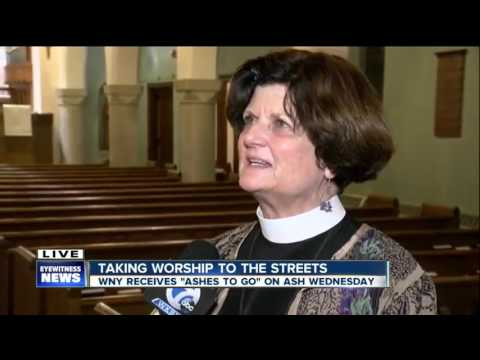 Live coverage of Ash Wednesday stories? Be on alert for ironic