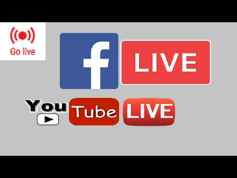 How to Live Stream PC Screen on Facebook and YouTube | Share Pc Screen on Facebook and YouTube