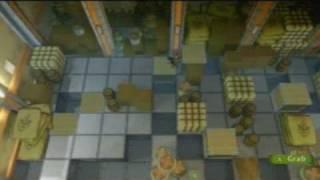 Tales of Vesperia - Deidon Hold Warehouse Puzzle