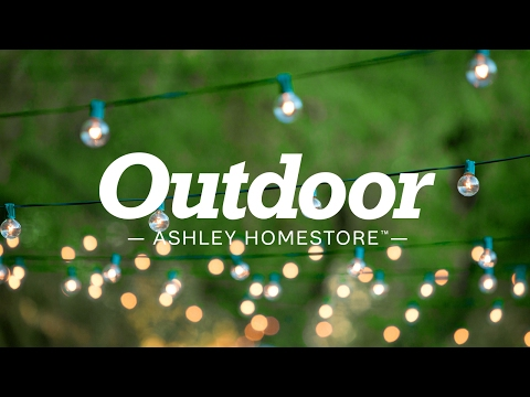 Ashley HomeStore | Outdoor Furniture Introducing