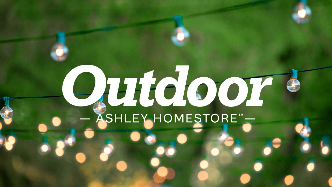 ashley homestore outdoor furniture introducing