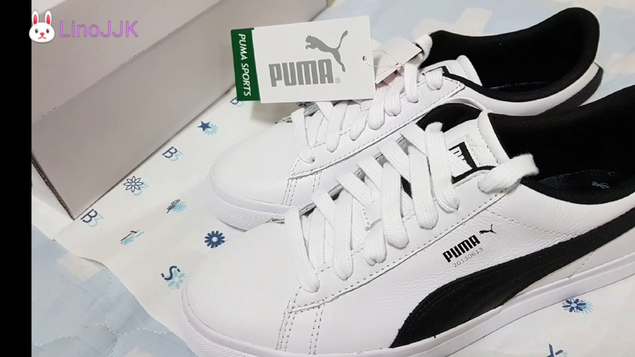 b9d6408a30779a UNBOXING  PUMA×BTS COURT STAR 🤜⚘ - YouTube