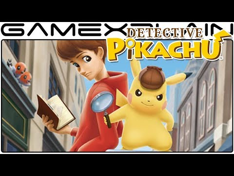1 Hour Of Detective Pikachu Gameplay Livestream Archive Youtube
