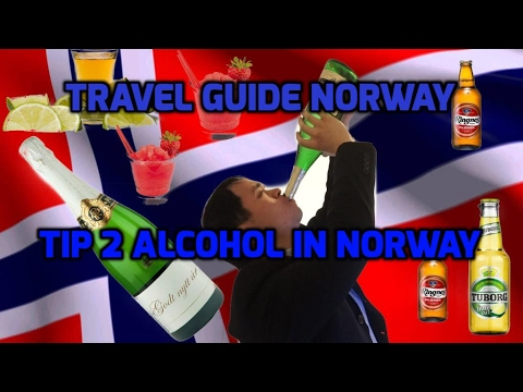 Travel guide Norway tip 2 Alcohol rules and laws in Norway