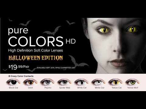 Where To Get Halloween Contacts
