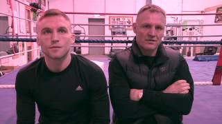 James Metcalf - Weigh In Interview, March 2015