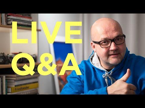 Live Q&A - Ask Peter