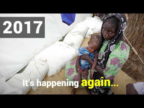 Four Famines in Nigeria, Somalia, South Sudan and Yemen Loom