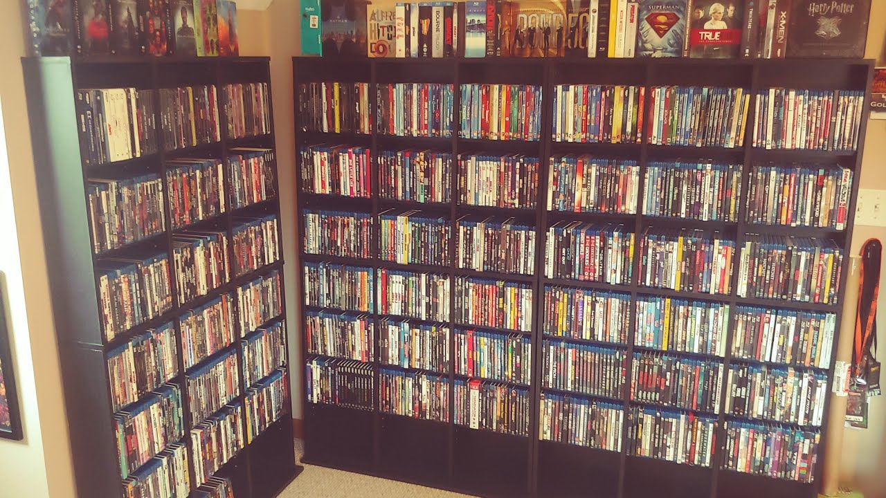 Download My Blu-ray/4K Collection Overview (2021) Part 2 📀 🎥 🍿