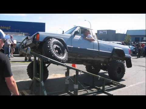 Jeep Comanche 3 Lift Youtube