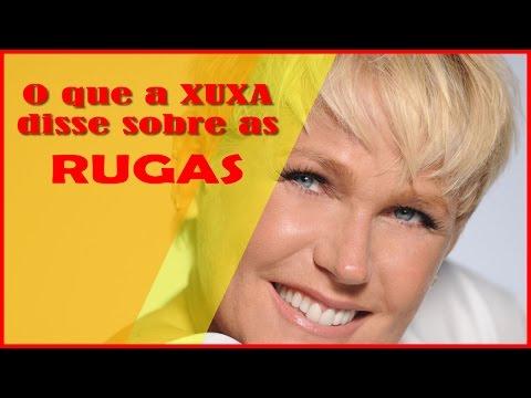Cremes para Rugas - Veja o que a Xuxa disse