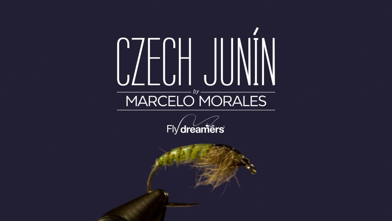 Czech Junín - Fly Tying Instructions by Fly dreamers