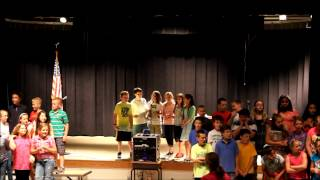 May 2014 - New Haven Elementary 5th Grade Play: School Daze