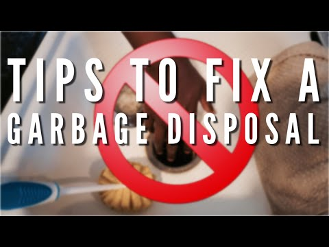 tips-to-fix-a-broken-garbage-disposal
