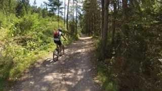 Transalp 2013 auf der Albrecht Route Tag 1 von 7