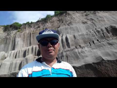 Pantai tebing gangga tanjung lombok