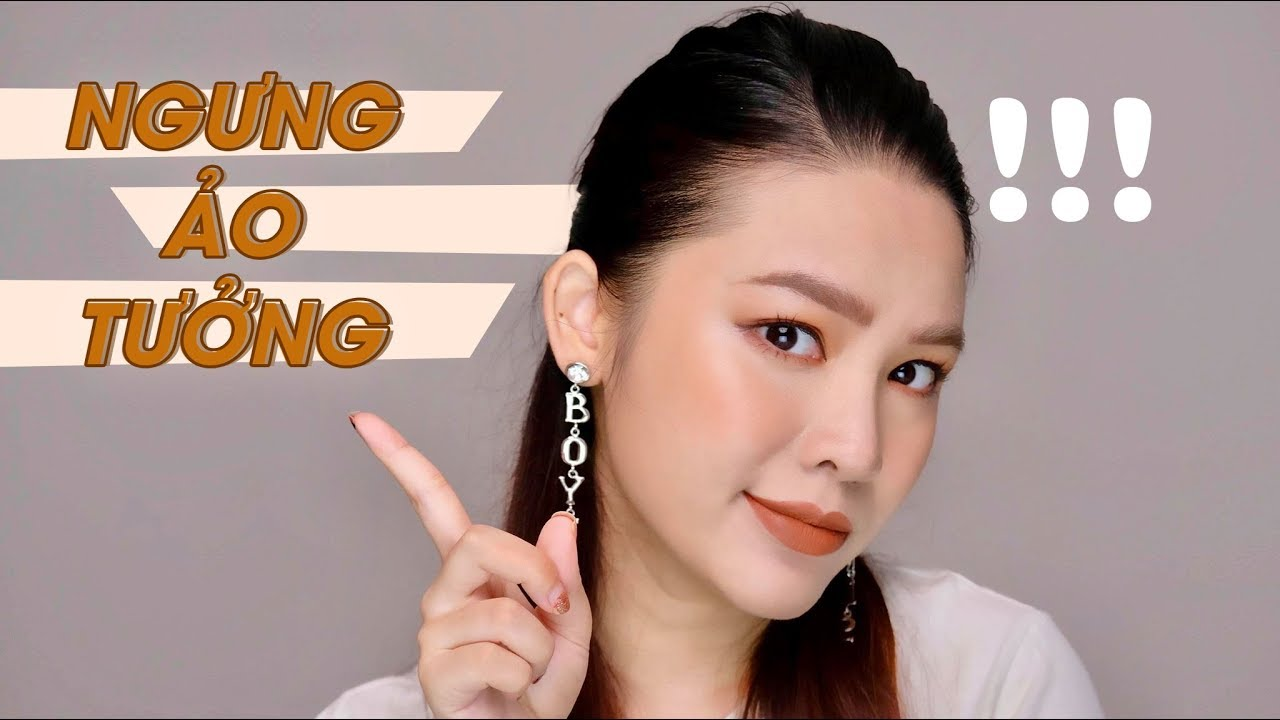 Common Misconceptions about | Makeup Ngưng Ảo Tưởng về Makeup ⁉️ | Quach Anh [ ENGsub]