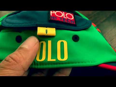 30f8c75c The Blake Loington POLO HI TECH 5 Panel Hat Review - YouTube