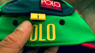 Blake Loington POLO HI TECH 5 Panel Hat Review