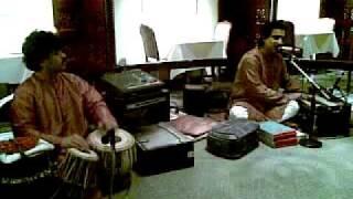 Live Tabla & Harmonium - Tandoor Indian Restaurant Bangkok