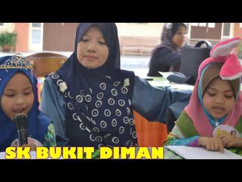 EPISOD 3 : MY DeeMan TV PSS SK BUKIT DIMAN - MONTAJ TV