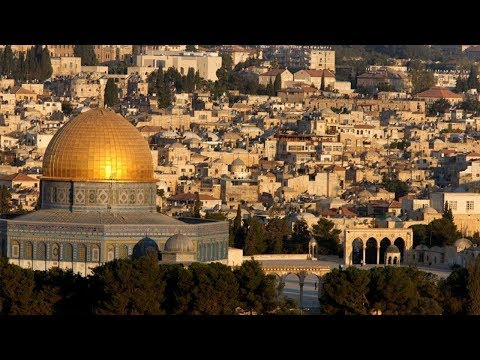 2017 News Map: Jerusalem capital controversy