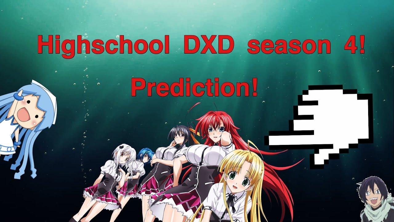 Highschool dxd season 4