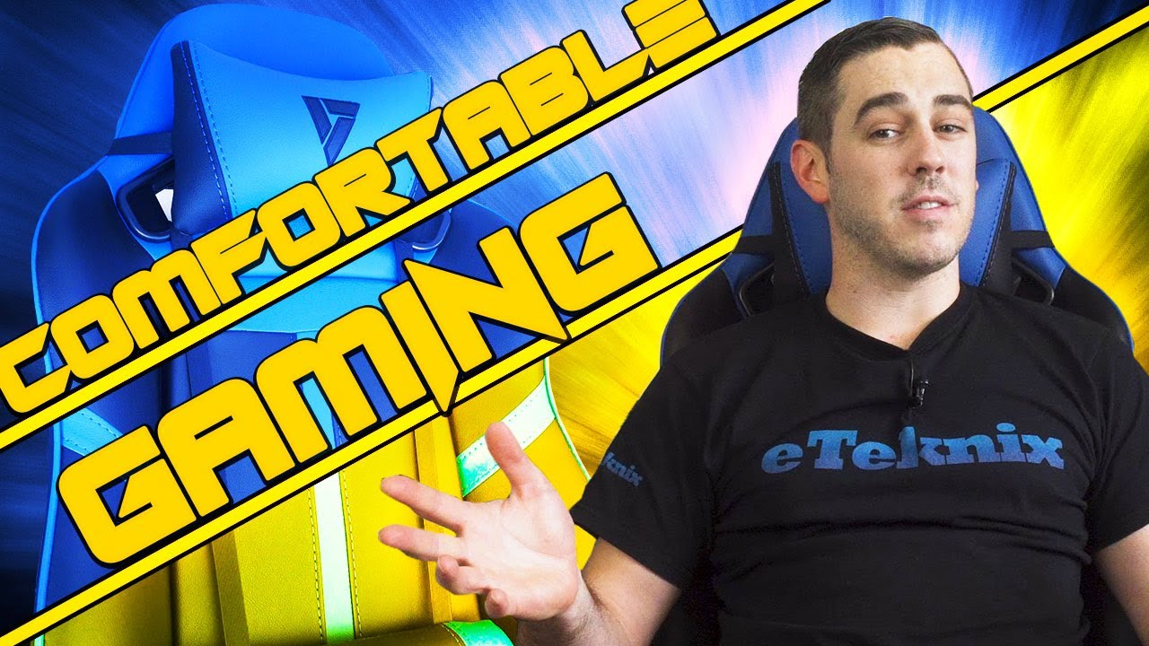 Vertagear Sl5000 S Line Gaming Chair Review Giveaway