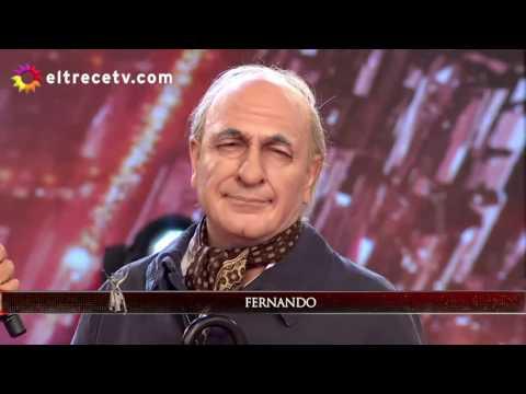 Fernando de la Rúa volvió a match y acusó a Marcelo Tinelli de ser espía