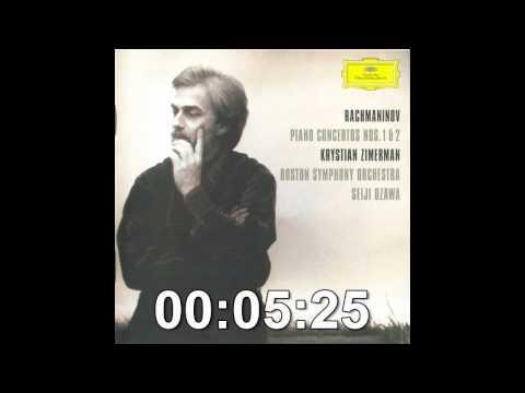 Rachmaninoff Piano Concerto No. 2, Movement 2 // Krystian Zimerman, Seiji Ozawa, BSO