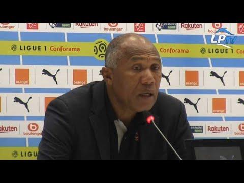 """Kombouaré : """"Thauvin et Payet, ils déroulent..."""""""