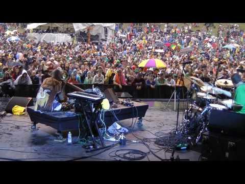 Dr. Didg All Good Festival 2010 Part 1
