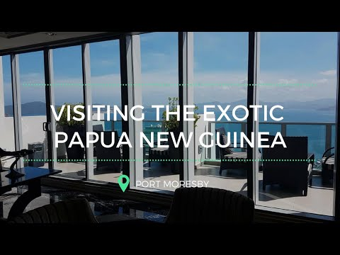 Papua New Guinea Travel Vlog: Visiting the Most Exotic Country of the World