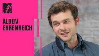 Alden Ehrenreich in the 'Han Solo' Hot Seat 🔥 🔥 🔥 | MTV News