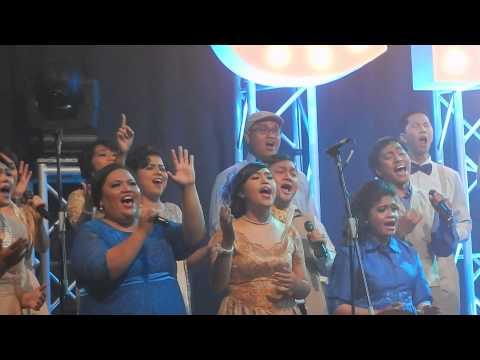 Jakarta Tabernacle Choir - REIGN (Kurt Carr)