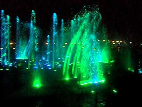 An evening with Family at Musical Fountain- Gomti Nagar, Lucknow (Akshat Deep)