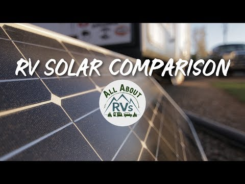 RV Solar! Getting The Most Power From Solar.