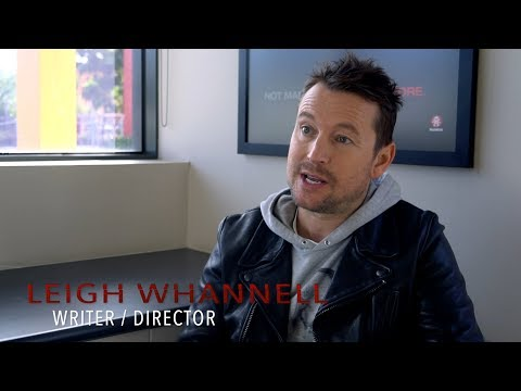Leigh Whannell Talks UPGRADE Mp3